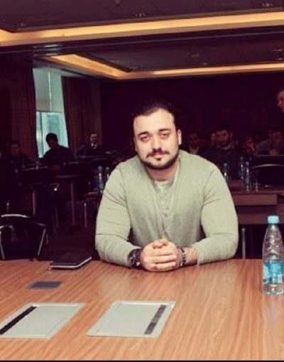 Kənan Şahmuradov
